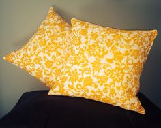 1x Vintage towel printed scatter cushion  France by TheWeeMaker, £20.00