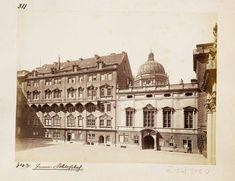 Cities In Europe, Royal Palace, Historical Photos, Taj Mahal, Castle, Germany, History, City, Building