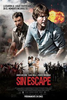 ™ No Escape [tahun] Teljes Filmek Videa HD Upcoming Movies, New Movies, Movies Online, Lake Bell, Owen Wilson, Pierce Brosnan, Wilson Movie, Escape Movie, Murder
