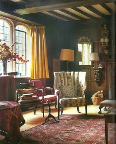 The October 2013 issue of The World of Interiors features a fantastic article and photographs about OTT's Garsington. Behind The Scene. W...