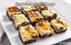 Cheesecake Brownie Recipe