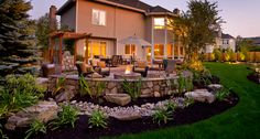 How Investing in your landscape can increase your sales price! Get the highest sales price on your home! #RealEstate #Landscaping
