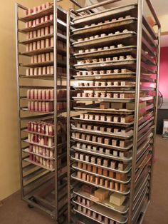soap curing rack - Google Search