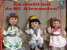 La multi ani de Sfantul Alexandru!