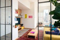 Design e diversão marcam loft de NY (Foto: Evan Joseph / divulgação)