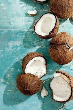 fresh coconuts <3