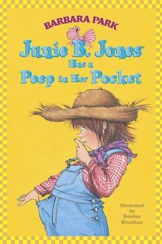 Junie B. Jones Has a Peep in Her Pocket #15