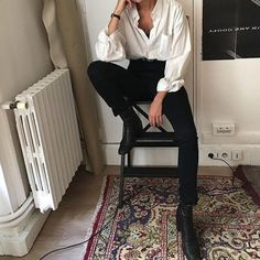 looks i'd love to wear K Fashion, Mens Fashion, Fashion Outfits, Estilo Tomboy, Cool Outfits, Casual Outfits, Mode Simple, Vetement Fashion, Grunge Style