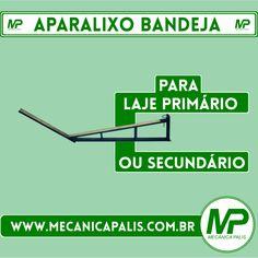 Aparalixo Bandeja, para Laje Primário ou Secundário. Confira agora, esse e muitos outros produtos em nossa loja virtual! Acesse: www.mecanicapalis.com.br