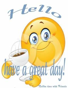 Hello, Have a great day!