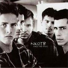 My favorite NKOTB album... unfortunately they pretend like it doesn't exist