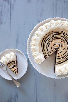 Peanut Butter Ice Cream Brownie Pie | Annie's Eats by annieseats, via Flickr
