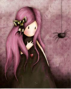 gorjuss Itsy Bitsy Spider...