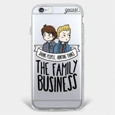 cab4263aceb4a Custom Phone Case Family Business Melhores Capas