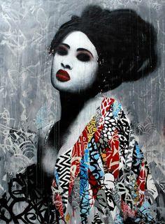 Street Art-Huch