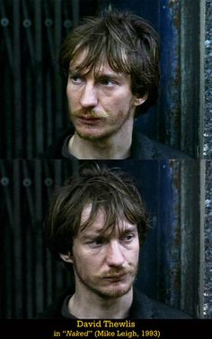 """David Thewlis in """"Naked"""" (Mike Leigh, 1993)"""