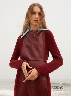Fashion Copious - Lia Pavlova by Thomas Giddings for L'Obs (France)