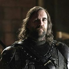 Sandor Clegane, The Hound - Game of Thrones/Asoiaf (played by Rory McCann)