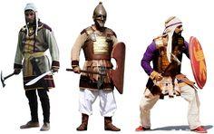 real persian immortals - Google Search