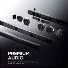 Surround Sound, Bluetooth, Audio, Bass, You Sound, Remote, Building, Movie Tv, Products