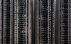 A single apartment illuminates the dusk in this National Geographic Your Shot Photo of the Day. Photo Editor For Mac, Places Around The World, Around The Worlds, High Rise Apartments, Scary Places, Shot Photo, Brutalist, National Geographic Photos, Your Shot