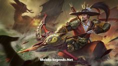 Mobile Legends   Yi Sun Shin Mobile Legends, Yi Sun Sin, Mobile