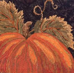Gorgeous rug hooking More - Crafting Timeout