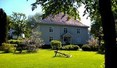 Det gamle Plejehjem i Drøbak