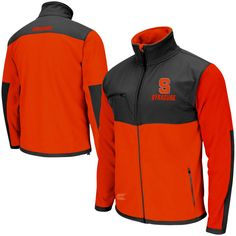 Syracuse Orange Colosseum Halfpipe II Jacket - Orange - $44.99