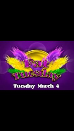 Happy Fat Tuesday! Stop by the leasing office and cut into the kings cake to find the baby & a chance to win a Starbucks gift card!