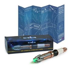 12TH Doctor Who Sonic Tournevis Light /& Sound Electronic Toy version 2ND Prop