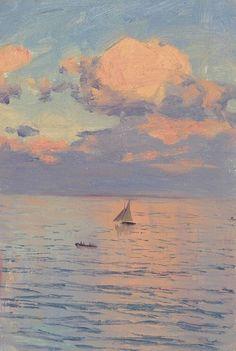 Painting Inspiration, Art Inspo, Arte Peculiar, Arte Van Gogh, Impressionism Art, Classical Art, Renaissance Art, Pretty Art, Aesthetic Art