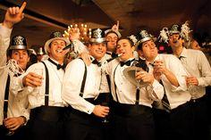 New Years Eve Wedding at the Bernards Inn