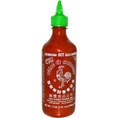 Huy Fong Foods Inc., Sriracha, Hot Chili Sauce, 17 oz (482 g)