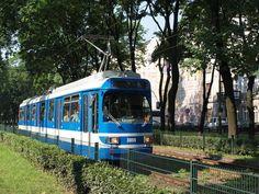 Tramwaje w Krakowie  http://krakowforfun.com/pl/8/transfer/tramwaje