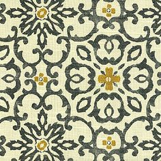design indulgence | HGTV fabric collection can be found at JoAnn's