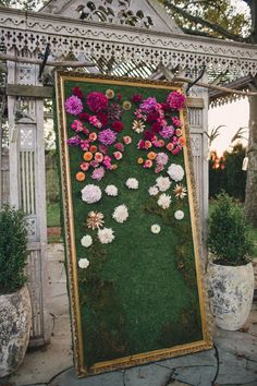 Such a beautiful idea for a garden . . .  . a Terrain at Styers Wedding  Glen Mills, PA Wedding Photography