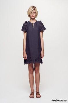 (+1) сообщ - Collette by Collette Dinnigan осень-зима 2014 | Мода