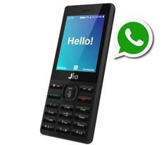 India's largest telecom company Reliance Jio has launched WhatsApp on its Jio 4G smartphone. Now you can easily enjoy your live phone WhatsApp. Started people were wondering if Jio would make a smartphone. Peoples are waiting now to be able to send live chats, photos, videos, etc. all over the Whatsapp even with the phone from your phone.