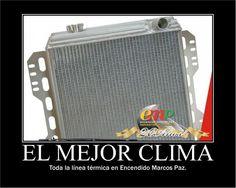 Viví con tu coche el mejor clima: Toda la línea térmica en Encendido Marcos Paz.  No vendemos repuestos... Brindamos respuestas.