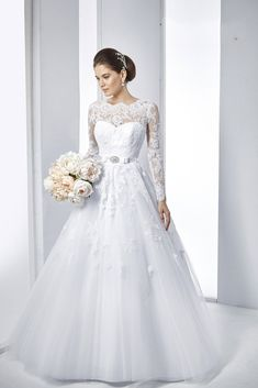46 Fabulous Wedding Dresses For Muslim Brides 2017
