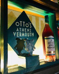 Otto's Athens Vermouth promotion