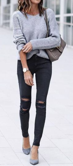 Easy And Casual Spring Outfits Ideas 62