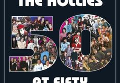 The Hollies celebrate 50 years with '50 at Fifty' boxed set