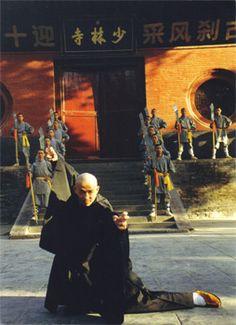 Master Shi DeRu of the LIU Shaolin Institute (Atl, New Orleans, & Mobile)  Kung Fu, Tai Chi, Qi Gong, Sanshou.