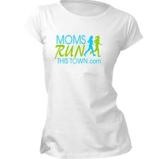 MRTT Moms Run This Town Logo 2 Color by ChasingPavement on Etsy