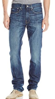 Lucky Brand 121 Heritage Slim Straight Leg Men's Jeans Size 34 X 30 NWT $99 #LuckyBrand #ClassicStraightLeg