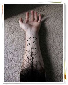 Black tattoos 1
