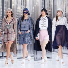 "Chanel triumphs again with the ""space"" collection 0343535d300b2"
