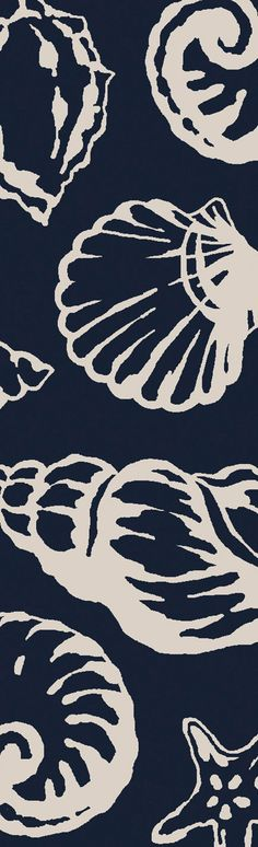 Surya COS9256 Cosmopolitan Blue Runner Area Rug